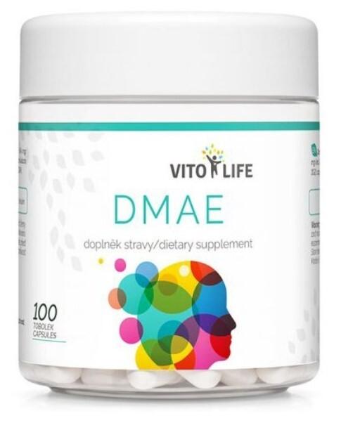 Zobrazit detail výrobku Vito life DMAE, 100 tobolek