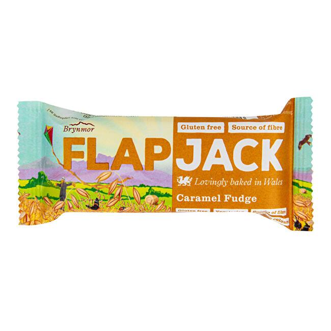 Zobrazit detail výrobku Wholebake Flapjack ovesný karamel bezlepkový 80g
