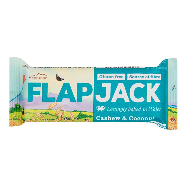 Zobrazit detail výrobku Wholebake Flapjack ovesný kešu-kokos bezlepkový 80 g