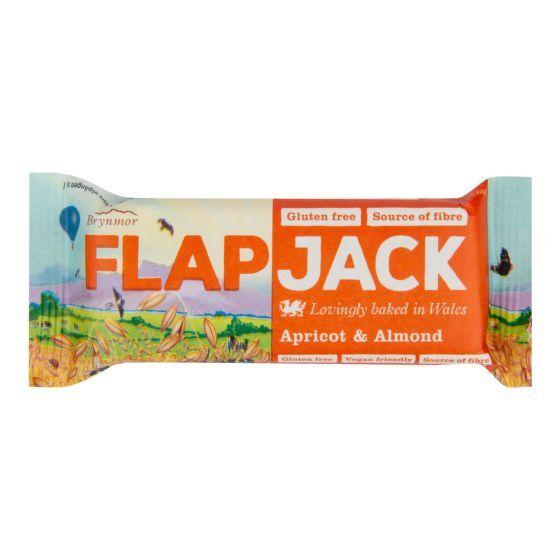 Zobrazit detail výrobku Wholebake Flapjack ovesný meruňka-mandle bezlepkový 80 g