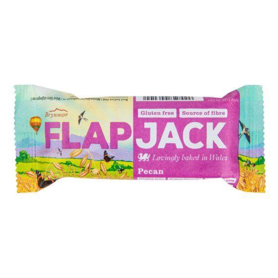 Zobrazit detail výrobku Wholebake Flapjack ovesný pekan bezlepkový 80 g