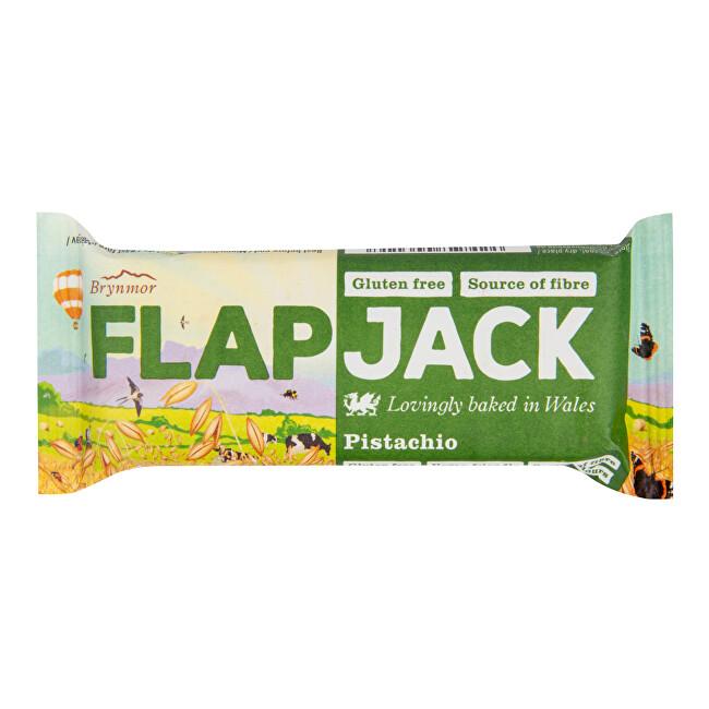 Zobrazit detail výrobku Wholebake Flapjack ovesný pistácie bezlepkový 80 g