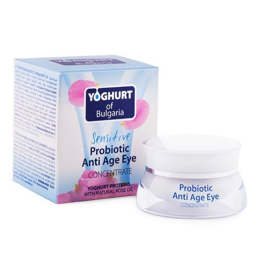 Zobrazit detail výrobku Yogurt of Bulgaria Probiotický oční koncentrát proti vráskam 40 ml