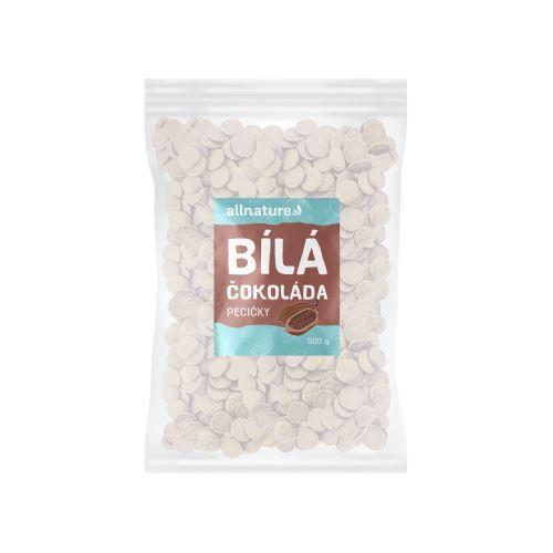 Zobrazit detail výrobku Allnature Bílá čokoláda 500 g
