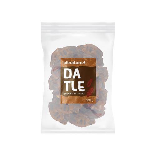 Zobrazit detail výrobku Allnature Datle vypeckované 500 g