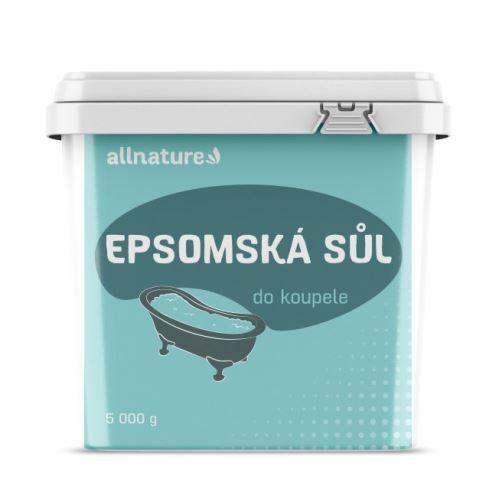 Zobrazit detail výrobku Allnature Epsomská sůl 5 kg