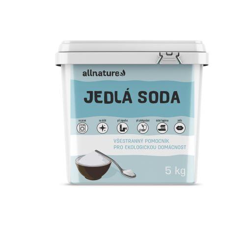 Zobrazit detail výrobku Allnature Jedlá soda 5 kg