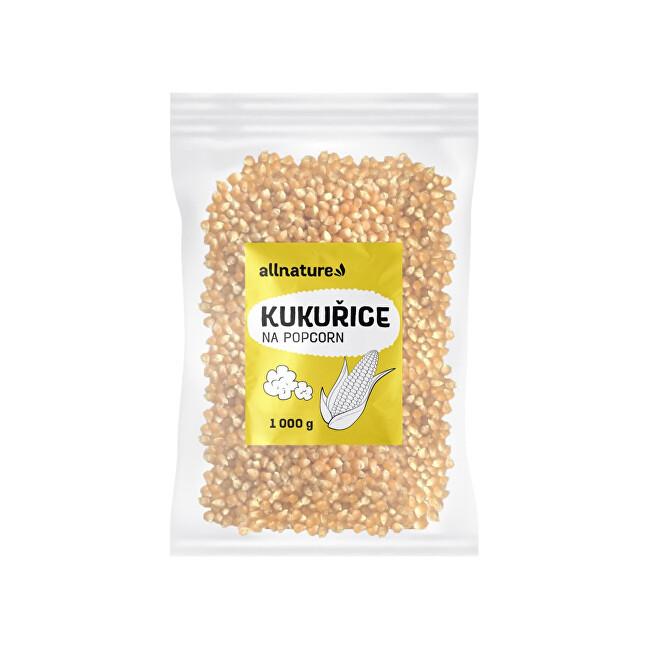 Zobrazit detail výrobku Allnature Kukuřice na popcorn 1 000 g