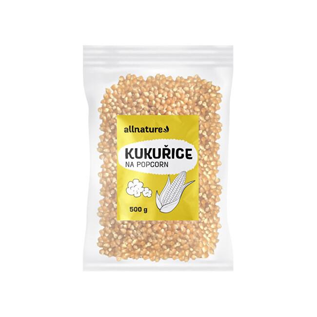 Zobrazit detail výrobku Allnature Kukuřice na popcorn 500 g