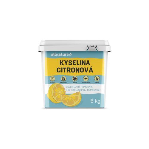 Zobrazit detail výrobku Allnature Kyselina citronová 5 kg