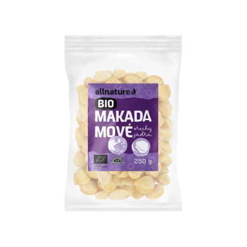 Zobrazit detail výrobku Allnature Makadamové ořechy BIO 250 g