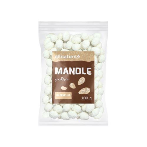 Zobrazit detail výrobku Allnature Mandle Raffaello 100 g