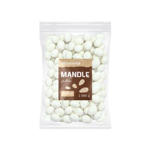 Zobrazit detail výrobku Allnature Mandle Raffaello 1 000 g