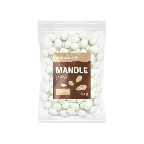 Zobrazit detail výrobku Allnature Mandle Raffaello 250 g