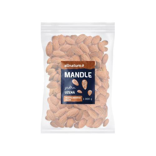 Zobrazit detail výrobku Allnature Mandle uzené 1000 g