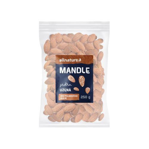 Zobrazit detail výrobku Allnature Mandle uzené 250 g