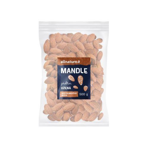 Zobrazit detail výrobku Allnature Mandle uzené 500 g