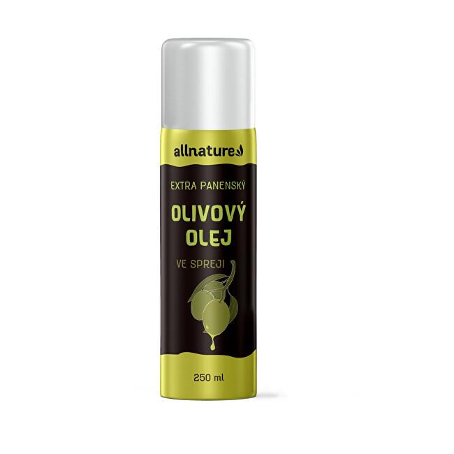 Zobrazit detail výrobku Allnature Olivový olej ve spreji 250 ml