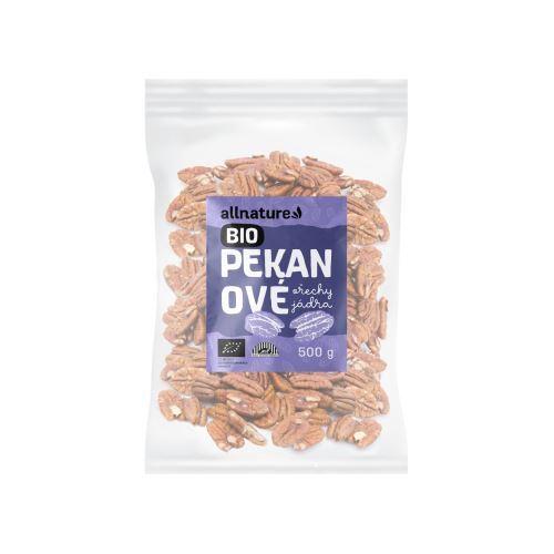 Zobrazit detail výrobku Allnature Pekanové ořechy BIO 500 g