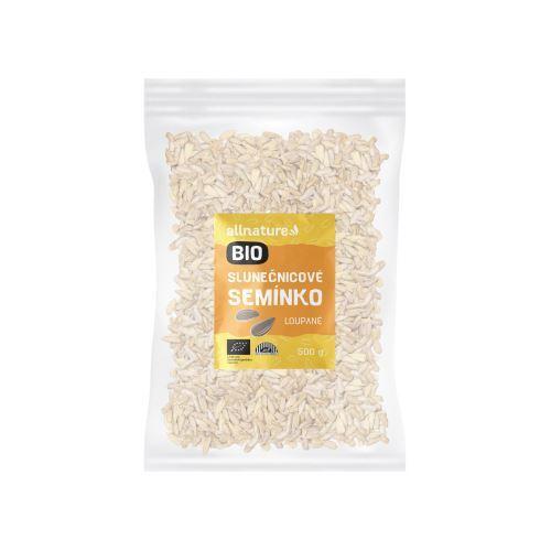 Zobrazit detail výrobku Allnature Slunečnicové semínko BIO 500 g