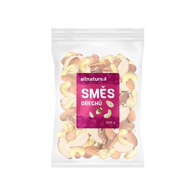 Zobrazit detail výrobku Allnature Směs ořechů 500 g