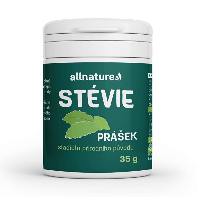Zobrazit detail výrobku Allnature Stévie prášek 35 g