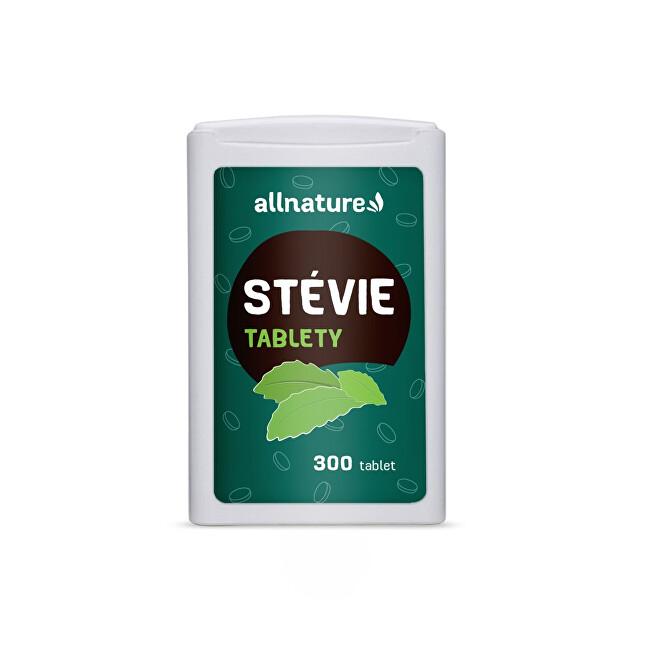 Zobrazit detail výrobku Allnature Stévie tablety 300 tablet