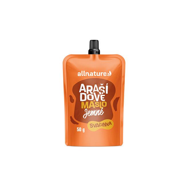Zobrazit detail výrobku Allnature Arašídovémáslojemné50g