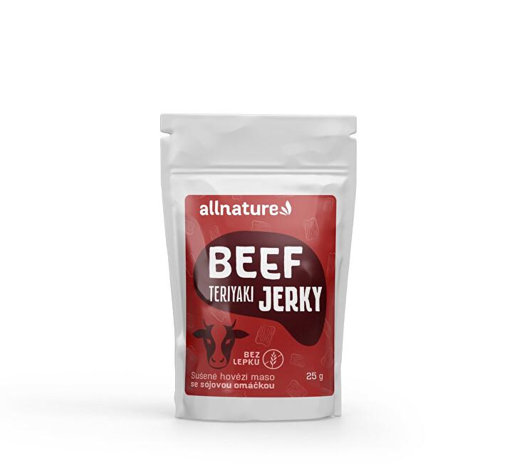 Zobrazit detail výrobku Allnature BEEF Teriyaki Jerky 25 g