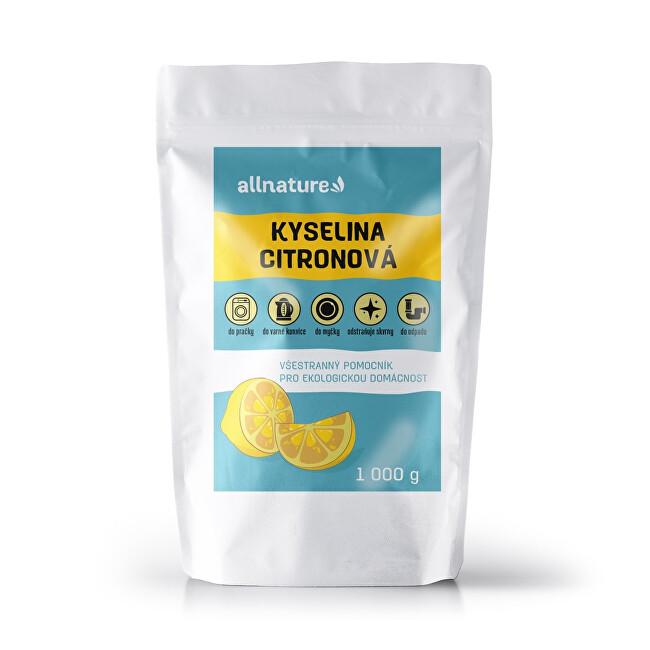 Zobrazit detail výrobku Allnature Kyselina citronová 1 000 g