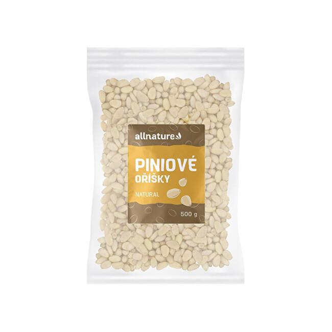 Zobrazit detail výrobku Allnature Piniové oříšky 500 g