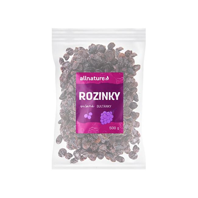 Zobrazit detail výrobku Allnature Rozinky sultánky 500 g