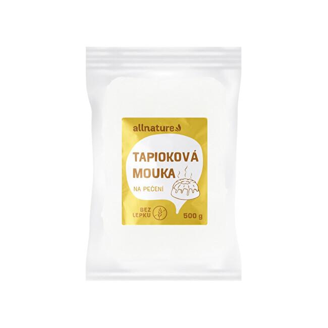 Zobrazit detail výrobku Allnature Tapioková mouka 500 g