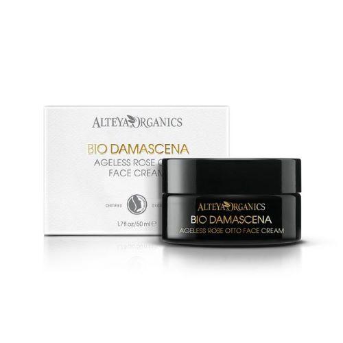 Zobrazit detail výrobku Alteya organics Pleťový krém proti stárnutí BIO Damascena 50 ml