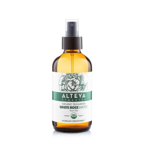 Zobrazit detail výrobku Alteya organics Růžová voda z bílé růže BIO ve skle 240 ml
