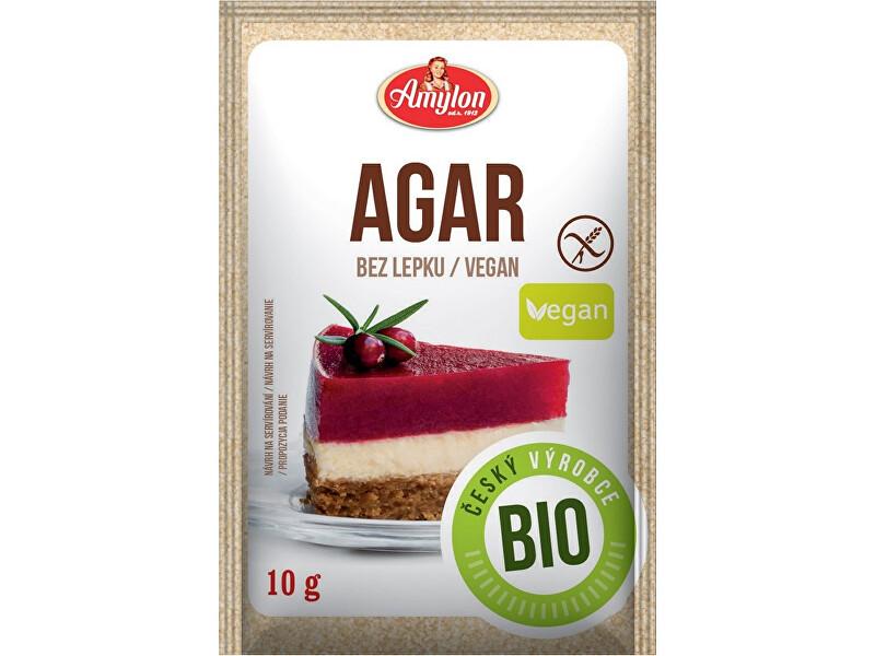 Zobrazit detail výrobku Amylon Bio Agar 10g