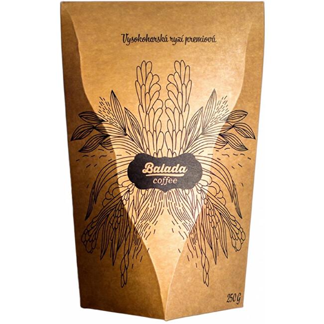 Zobrazit detail výrobku Balada Coffee Balada Coffee Mount Kenya Neyri Selection AA 250 g zrnková káva