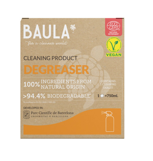 Zobrazit detail výrobku Baula Odmašťovač - ekologická tableta na úklid 5 g