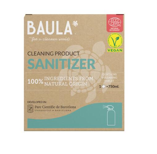 Zobrazit detail výrobku Baula Dezinfekce - ekologická tableta na úklid 5 g
