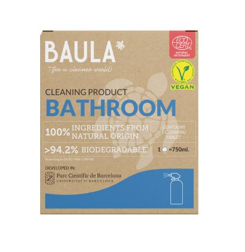 Zobrazit detail výrobku Baula Koupelna - ekologická tableta na úklid 5 g