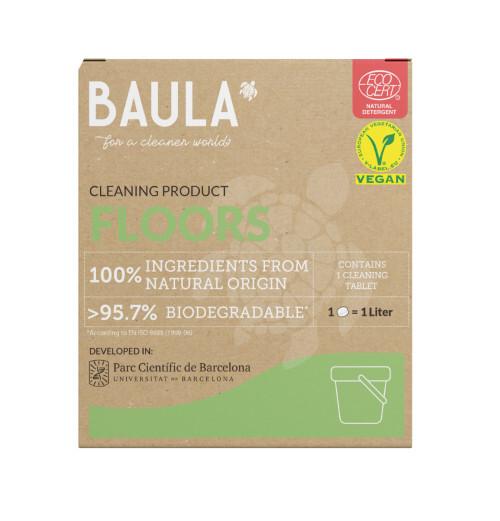 Zobrazit detail výrobku Baula Podlahy - ekologická tableta na úklid 5 g