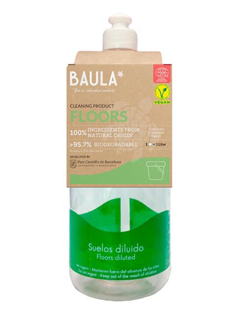 Zobrazit detail výrobku Baula Podlahy Starter Kit - láhev + ekologická tableta na úklid 5 g
