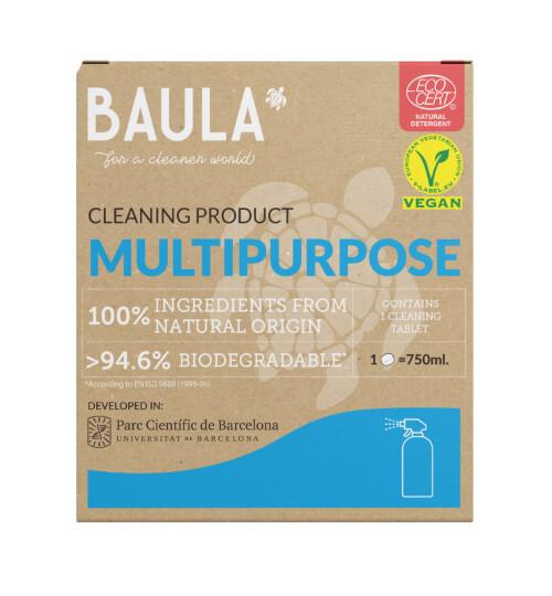 Zobrazit detail výrobku Baula Univerzal + sklo ekologická tableta na úklid 5 g