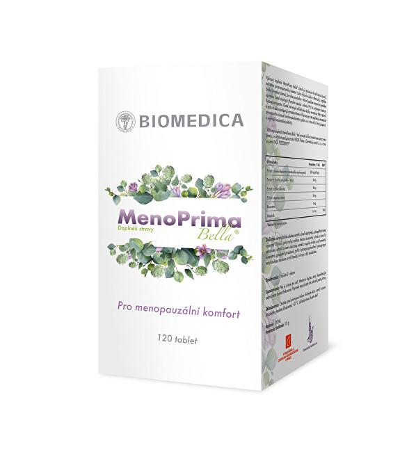 Zobrazit detail výrobku Biomedica MenoPrima Bella® 120 tablet