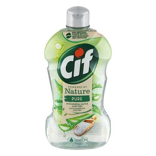 Zobrazit detail výrobku Cif Cif na nádobí Nature Pure 450 ml