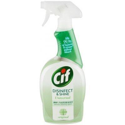 Zobrazit detail výrobku Cif Dezinfekční sprej Natural 750 ml