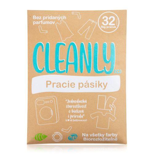 Zobrazit detail výrobku Cleanly Eco Eco prací pásky na 32 praní