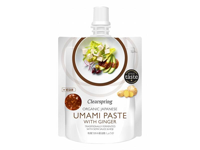 Zobrazit detail výrobku Clearspring Umami pasta se zázvorem BIO 150 g