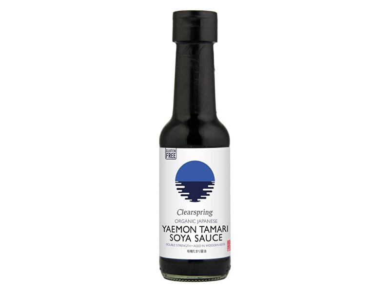 Clearspring Yaemon tamari sójová omáčka extra silná BIO 150 ml