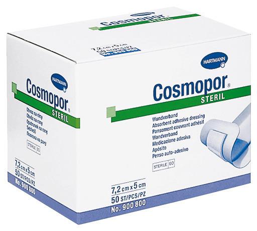 Zobrazit detail výrobku Cosmopor Cosmopor Steril náplast na rány 10 ks